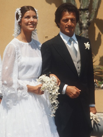 Princess Caroline's Wedding